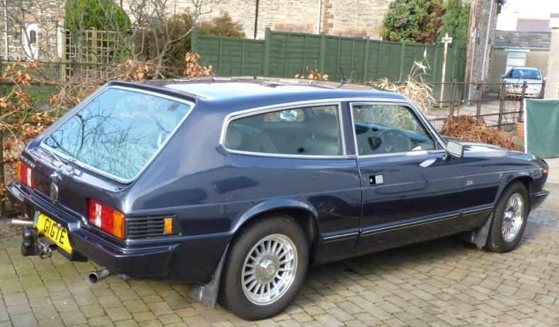 Cars For Sale Kendal Uk: Middlebridge Scimitar