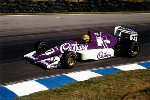 International F3000 Championship 1989