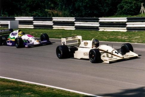 International F3000 Championship 1990